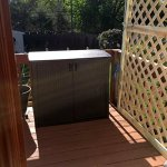 Outdoor-Patio-Deck-Box-All-Weather-Large-Storage-Cabinet-Container-Brown-97-Gallon-Resin-Cabinet-E-Book-0-1