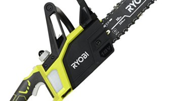 Ryobi P547 10 in  ONE+ 18-Volt Lithium+ Cordless Chainsaw