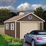 Sierra-12-ft-x-16-ft-Wood-Garage-Kit-without-Floor-0-1