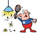 Sourcing4U-Limited-The-Executioner-PRO-Fly-Swat-Wasp-Bug-Mosquito-Swatter-Zapper-0-2