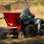 Streamline-Industrial-SEEDER-SPREADER-Commercial-500-Lb-Capacity-Tow-Behind-for-ATVs-UTV-Tractor-0-0