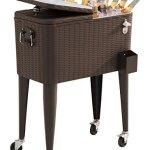Sunjoy-60-Qt-Cooler-Wicker-Decorative-Pattern-0