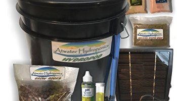 The Atwater HydroPod – Standard A/C Powered DWC Deep Water