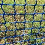 V-Protek-5x30ft-Plastic-Poultry-Fence-Poultry-NettingChicken-Net-Fence-For-Flower-Plants-SupportBlue-0