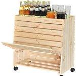 Wagner-System-25012101-Green-Box-Medium-Panel-Premium-Gardening-Wagon-Nature-0-0