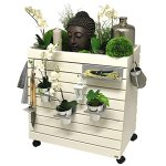 Wagner-System-25012101-Green-Box-Medium-Panel-Premium-Gardening-Wagon-Nature-0-1