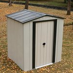 Weizhengheng-Color-Steel-Outdoor-Storage-Shed-Lifetime-Garden-Shed-5-X-6-ft-0-2