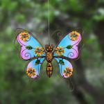 Creative-Motion-14324-5-Garden-Dcor-1125-x-18125-x-1175-Multicolor-0-2