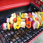Easy-Street-Electric-Cart-Grill-with-wire-shelf-0-2