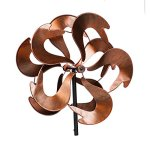 Evergreen-Contained-Energy-Outdoor-Safe-Kinetic-Wind-Spinning-Topper-Pole-Sold-Separately-0