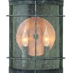 Hinkley-2624DZ-Traditional-Two-Light-Wall-Mount-from-Newport-collection-in-BronzeDarkfinish-0