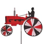 Premier-Designs-Red-Tractor-Spinner-0