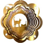 Stainless-Steel-Cat-12-Inch-Wind-Spinner-Copper-0