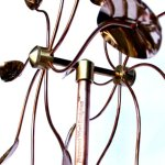 Stanwood-Wind-Sculpture-Kinetic-Copper-Wind-Sculpture-Dual-Spinner-Spinning-Ficus-Leaves-0-1