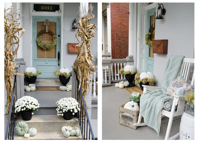 Home Stories A to Z Fall Porch Decorations