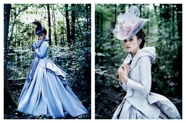 Anna Karenina Keira Knightly Costume Vogue - farmgirlbigcity