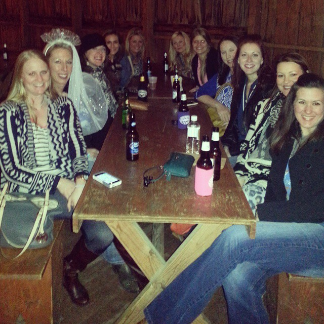 Girls weekend and bachelorette party in Fredericksburg and Luckenbach Texas (via farm girl big city)