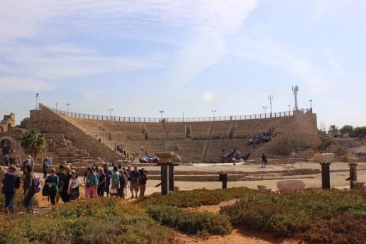 Caesarea ampitheater