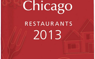 Farmhouse Chicago in the 2013 Michelin Guide Chicago
