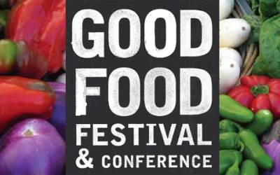 Chef Mansavage on Fox News for Good Foods Festival