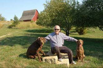 Brown Dog Farms TJ and the Labs