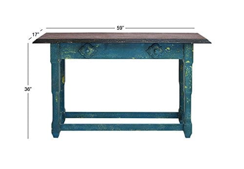 Awesome Deco 79 Wood Country Console Table Inspirational - 36 console table Minimalist