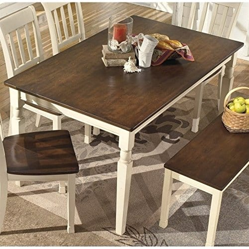 Ashley Furniture Signature Design Whitesburg Farmhouse Dining ...