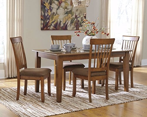 Popular Ashley Furniture Signature Design Berringer Farmhouse Dining Room Table Top Search - Fresh rustic dining room table and chairs Idea