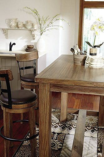 Ashley Furniture Signature Design Pinnadel Dining Room ...