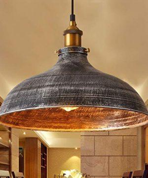 farmhouse pendant lights rustic