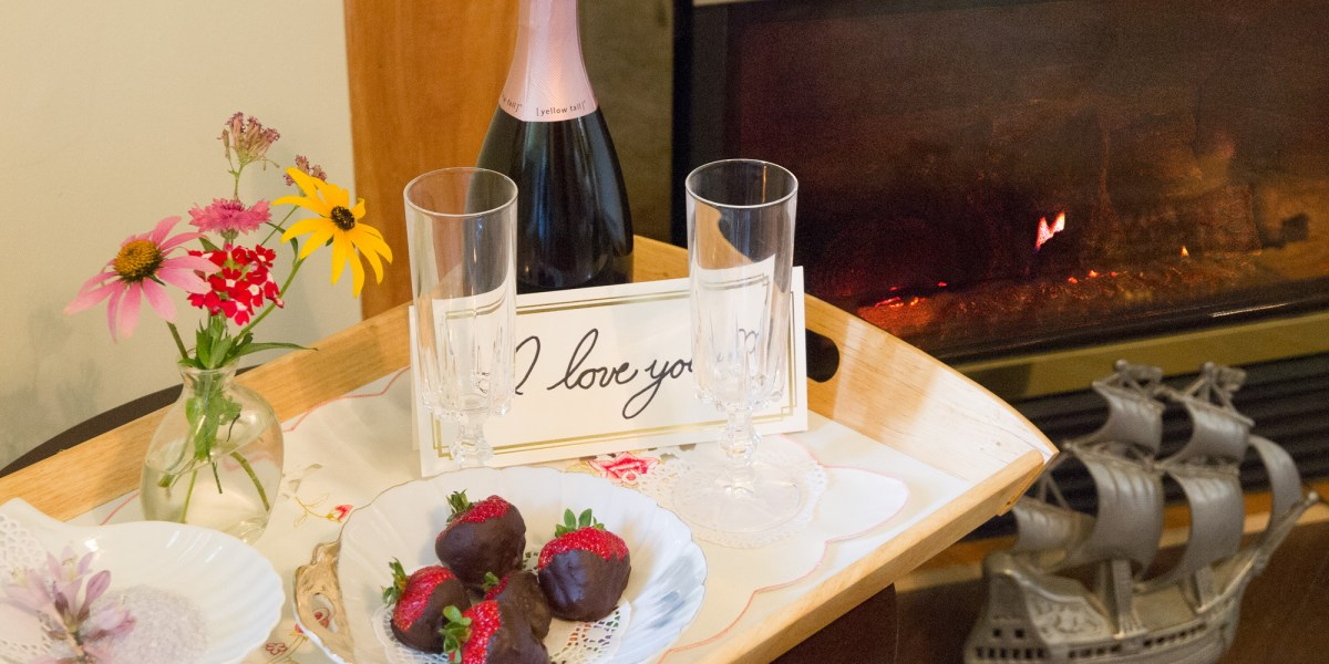 Farmhouse Inn Romance Package