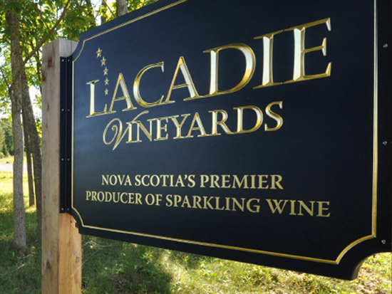 L'Acadie Winery