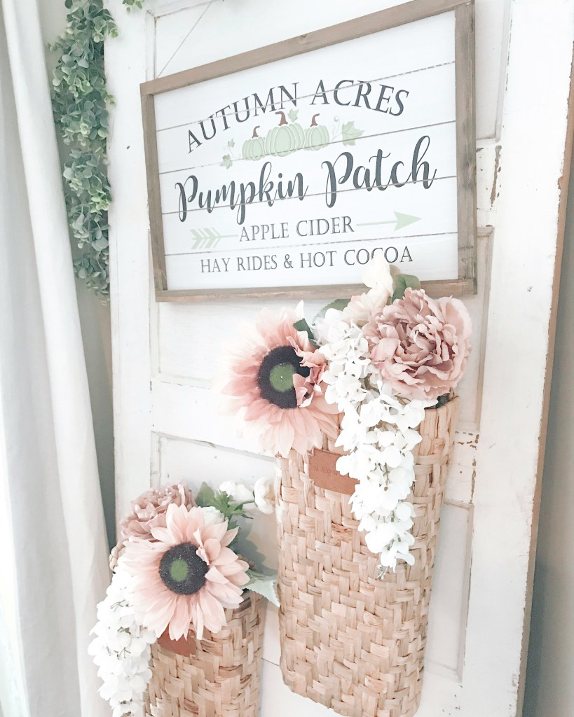 Fall 2019 Color Schemes - Farmhouseish