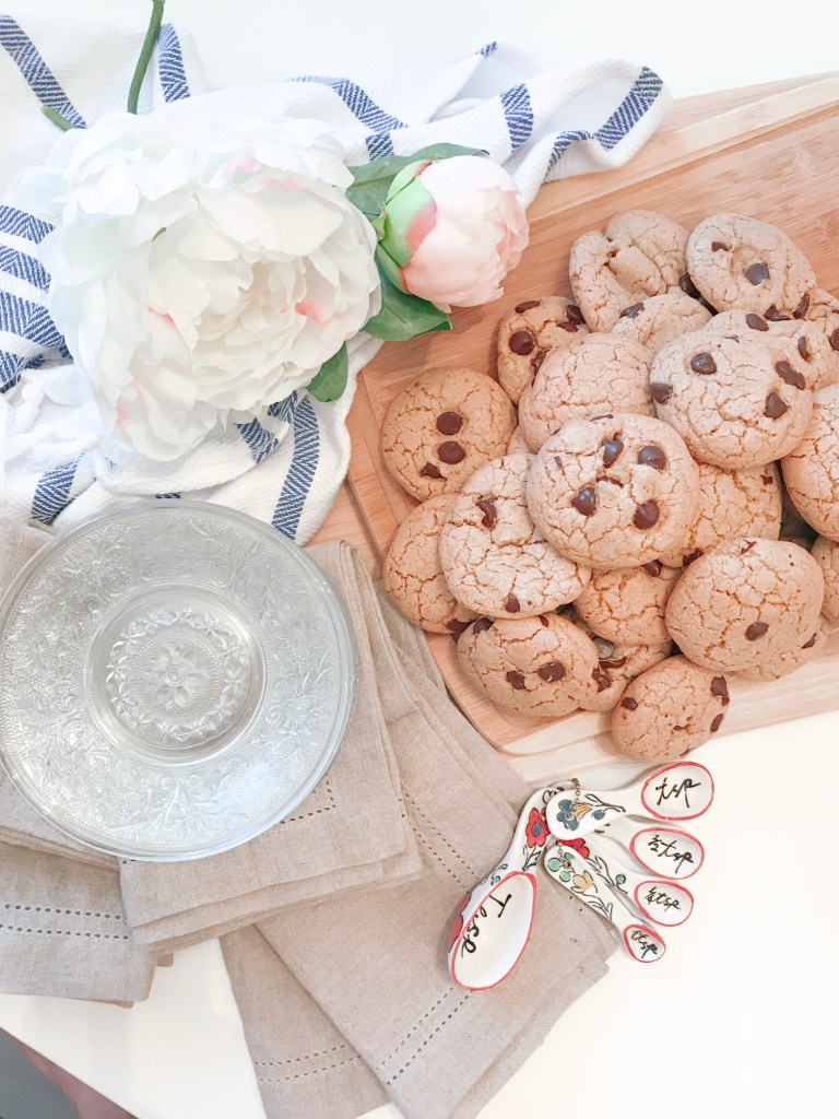Gluten Free Dairy Free Chocolate Chip Cookies - Farmhouseish