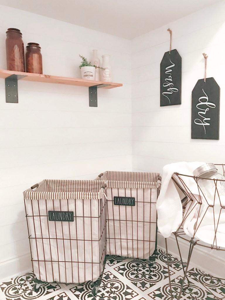 Laundry Baskets - Farmhouseish