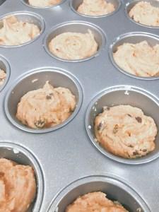 Farmhouseish - Pumpkin Muffin Tin