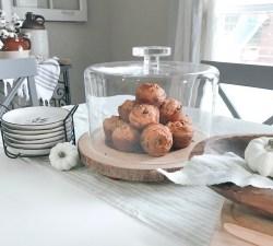 Gluten Free Pumpkin Muffins Feature - Farmhouseish