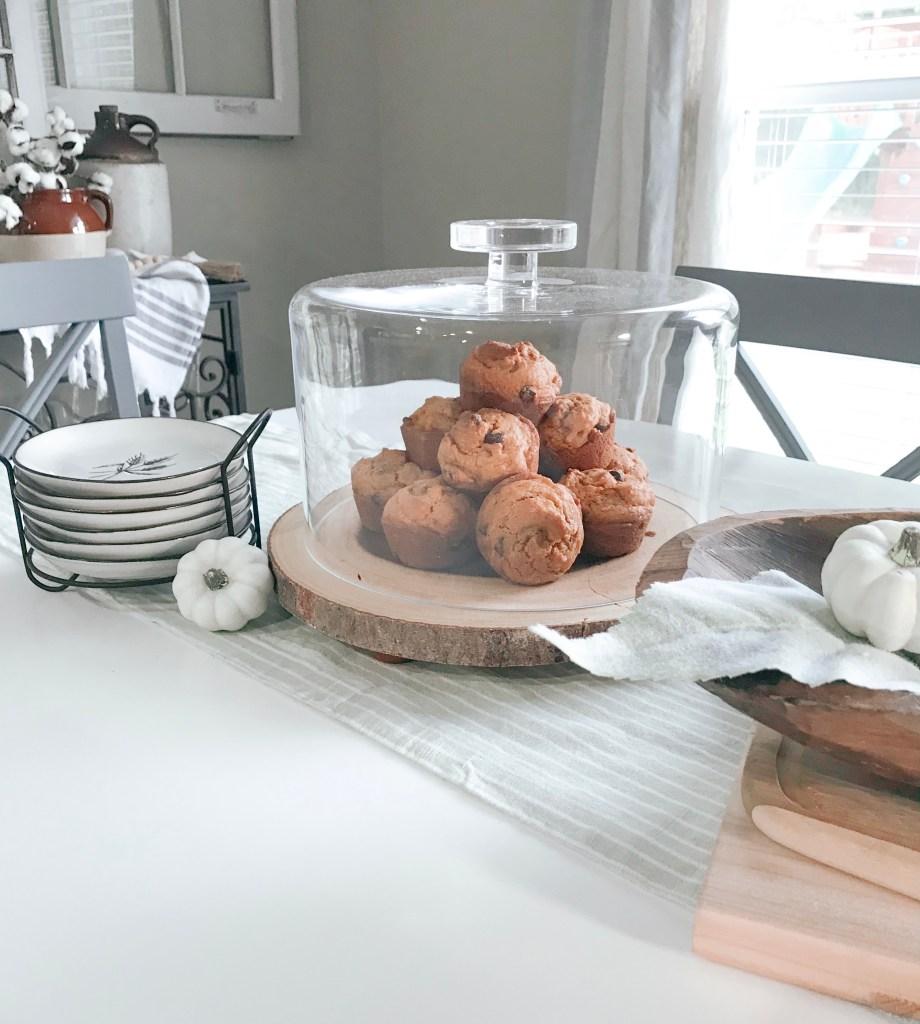 Farmhouseish - Gluten Free Pumpkin Muffins