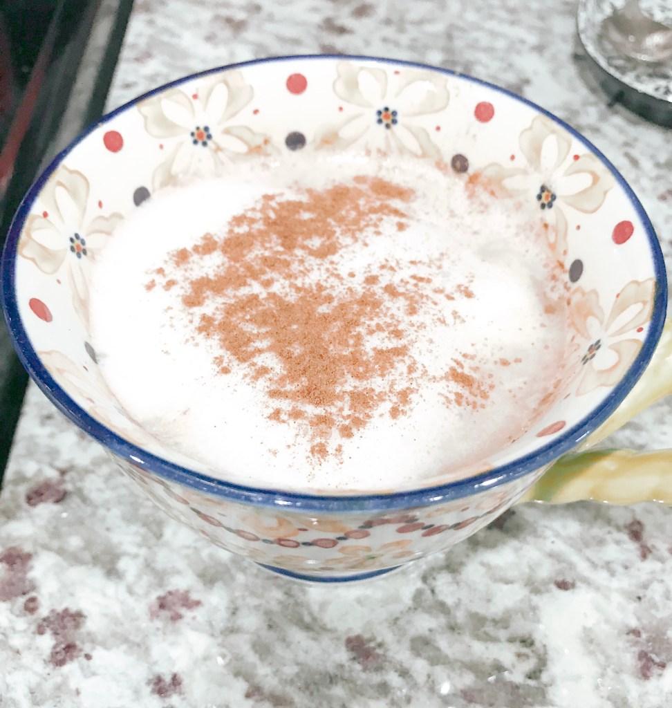 Farmhouseish - Homemade Chai Tea Latte