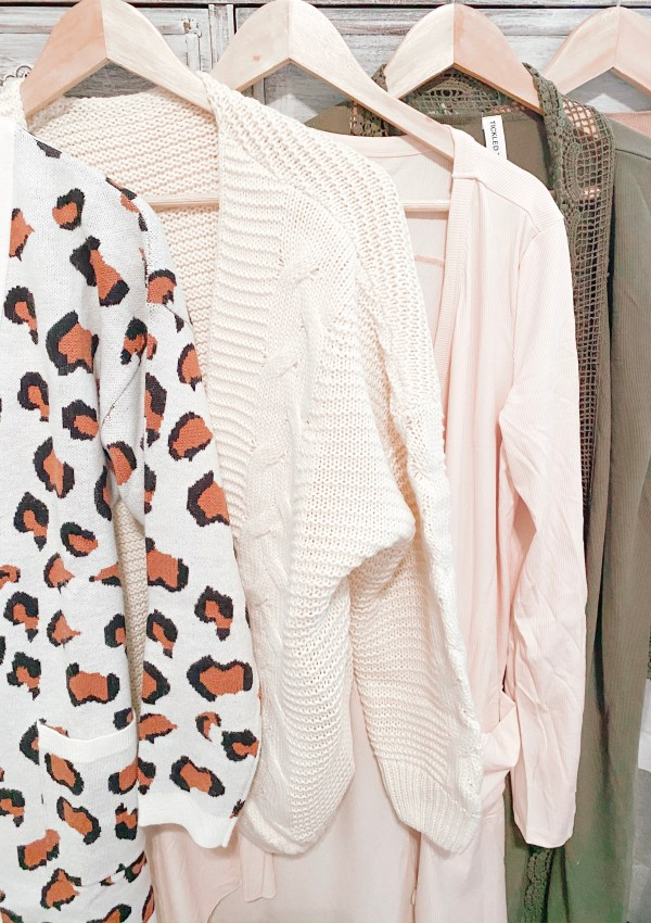 5 Cozy Cardigans To Take You From Winter To Spring In Style
