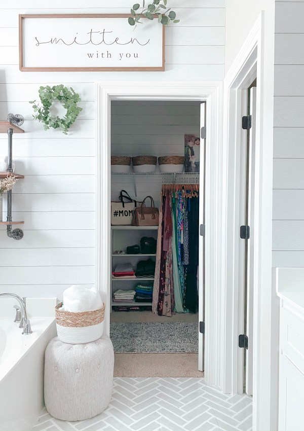 Closet Refresh – How Designing Your Closet Can Help You Shop More Intentionally
