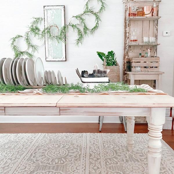 Farmhouseish - Bleaching Furniture