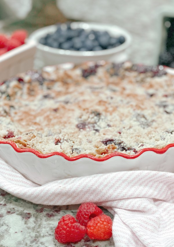 The Gluten-Free Triple Berry Pie That's So Good, You Won't Want To Share