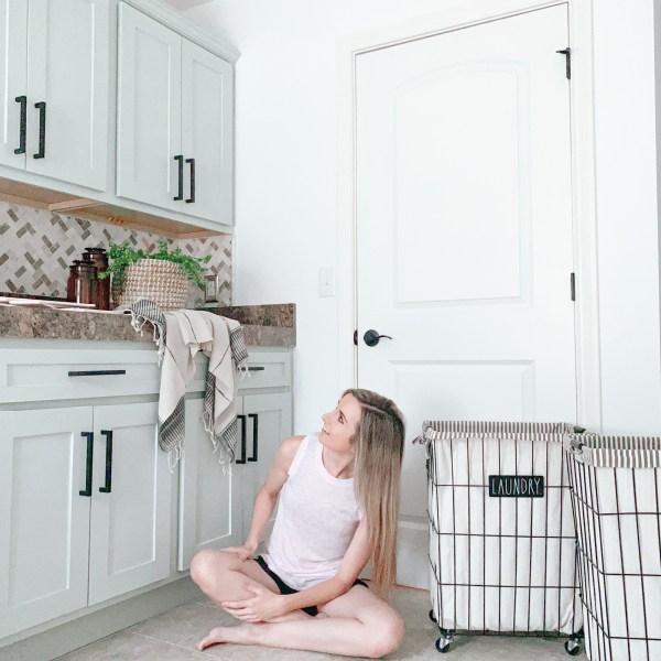Farmhouseish - Shaker Cabinets