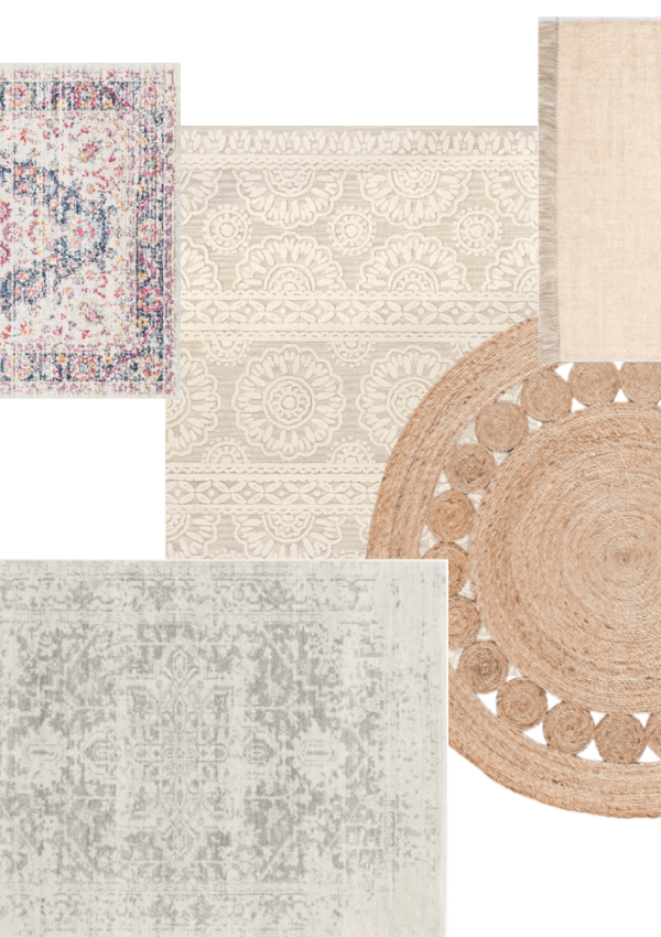 Rug Round-Up: Shop The Rugs I Have In My Home All In One Place