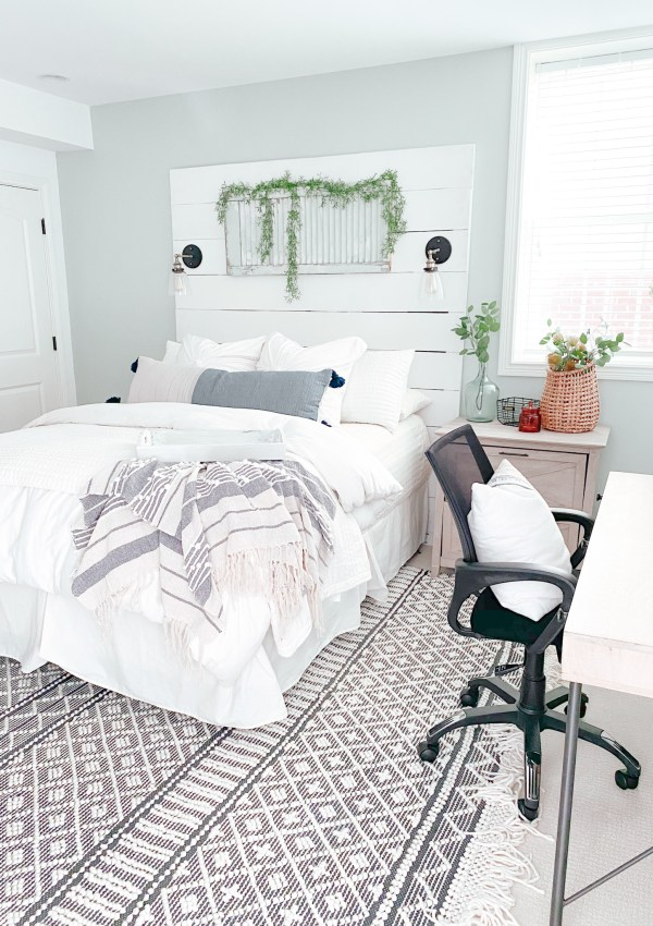 Guest Room Refresh: How We Shopped Our Home To Create The Perfect Guest Space