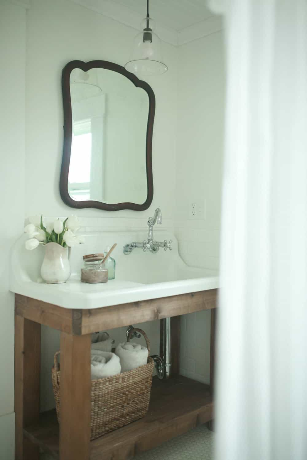 My Favorite Part Of This Whole Remodel Has To Be The New Sink And Vanity!