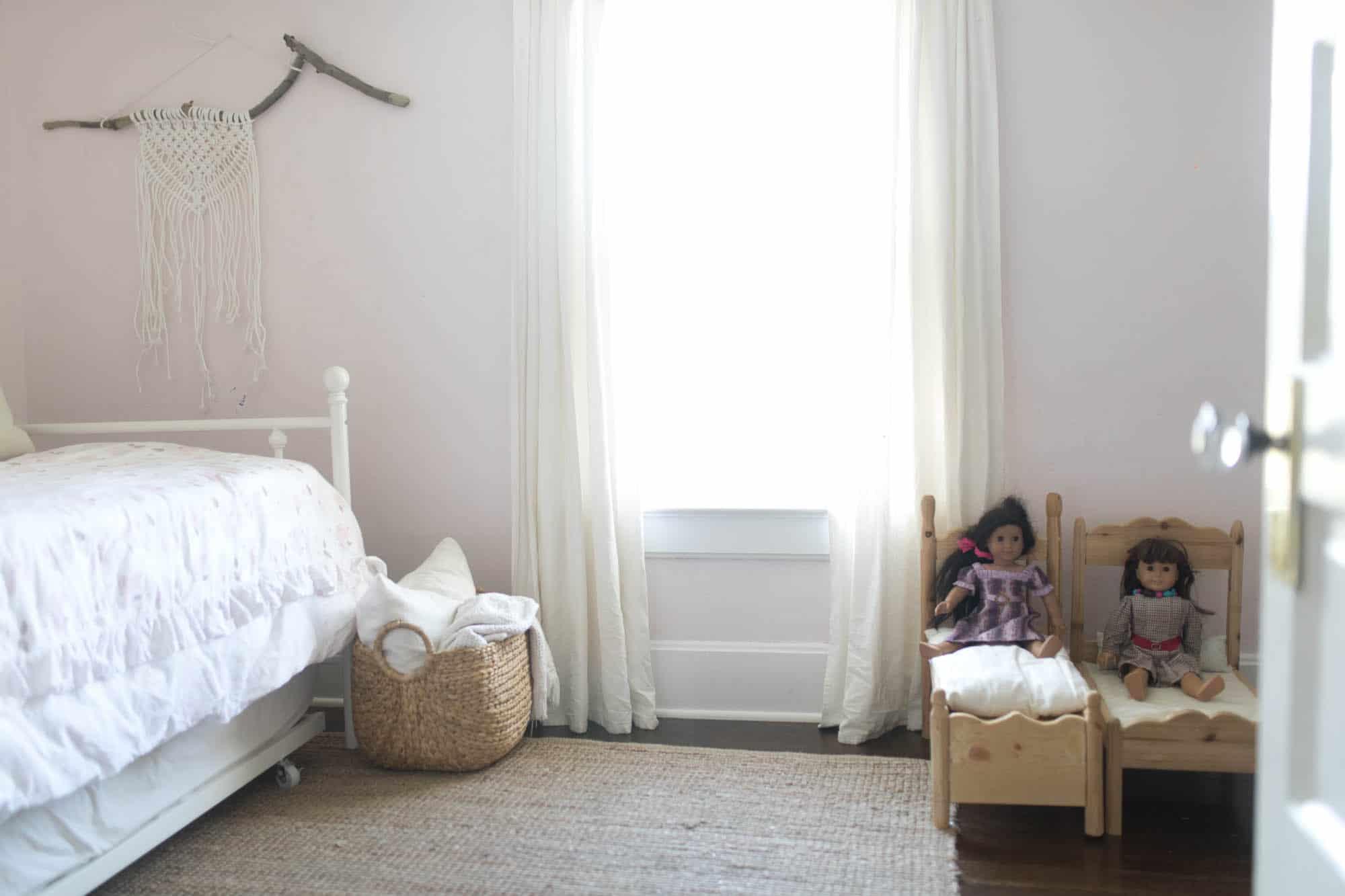 Farmhouse Girls Room