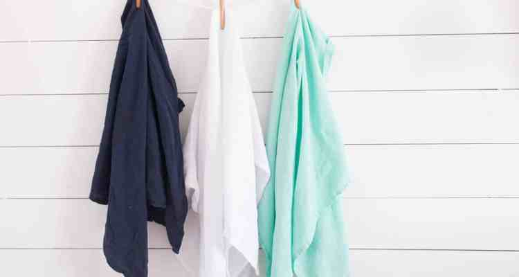 How to Make Muslin Swaddle Blankets