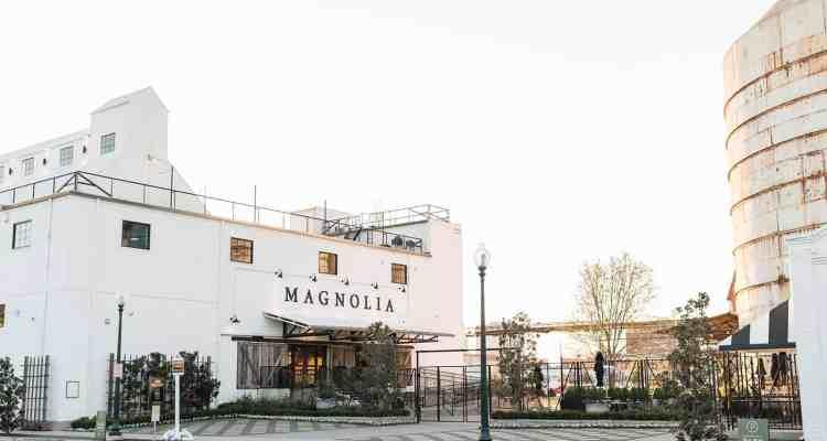 Waco Texas Magnolia Tour